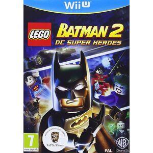 Warner Bros. Lego Batman 2 DC Super Heroes Nintendo Wii U Game (Engels/Deense versie)