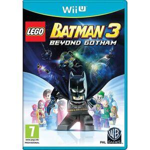 Warner Bros Lego Batman 3-Beyond Gotham Nintendo Wii U Game