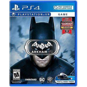 Warner Bros. Batman Arkham VR voor PlayStation 4 spel