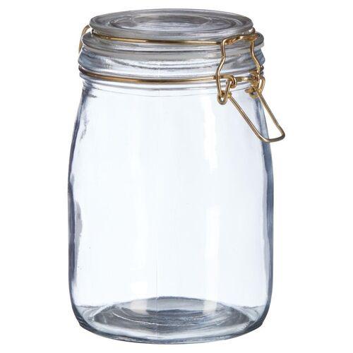 Kwantum Voorraadpot Glas