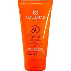 Collistar Zonneproducten Sun Protection Ultra Protection Tanning Cream SPF 30 150 ml