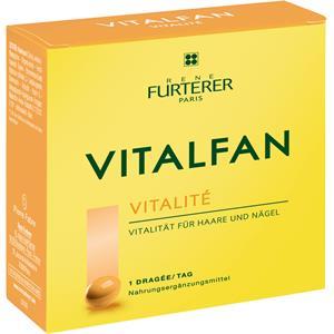 René Furterer Haarverzorging Vitalfan Voor haren en nagels Vitalité kracht 30 Stk.