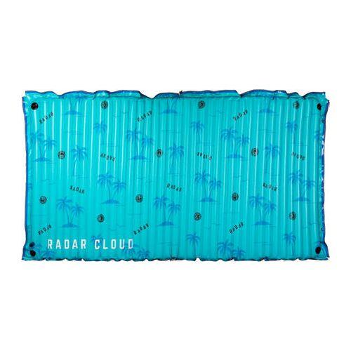 Radar Skis Radar Cloud Water Mat (Blue Palms)