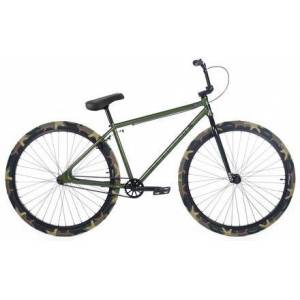 "Cult Devotion 29"" 2020 Cruiser Bike (Olive Green)"