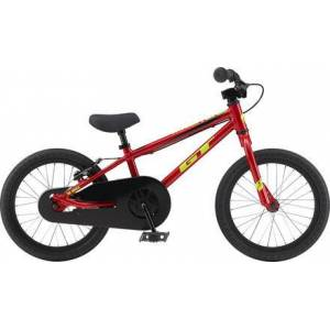 """GT Mach One 16"""" 2020 Freestyle BMX Kinderfiets (Rood)"""