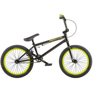 "Radio Bike Co Freestyle BMX Fiets Radio Saiko 20"" 2020 (Zwart)"