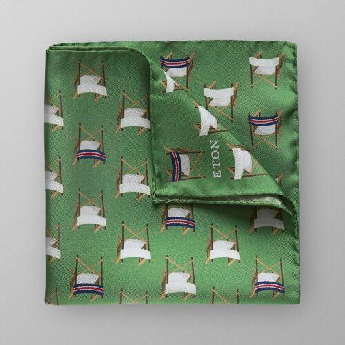 Eton Pochet Tennis Chair Groen / male