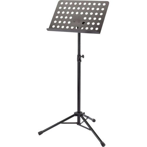 K&M 11940 Muziekstandaard Zwart
