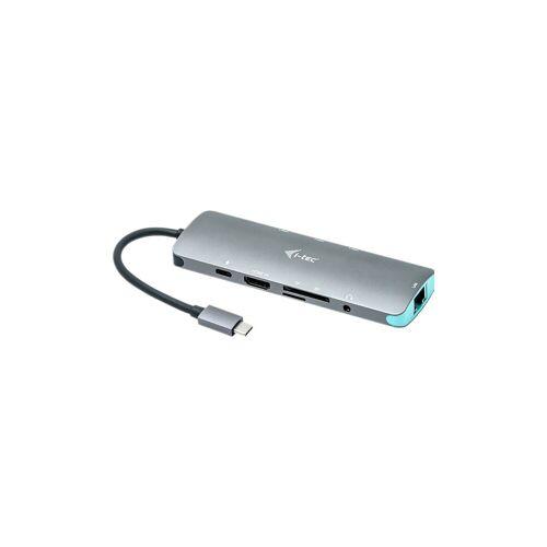 i-tec USB-C Metal Nano Docking Station