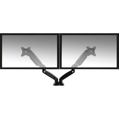 Ewent EW1516 Monitor Arm voor 2 Monitoren