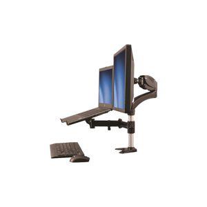StarTech Monitor Arm met Laptopstandaard