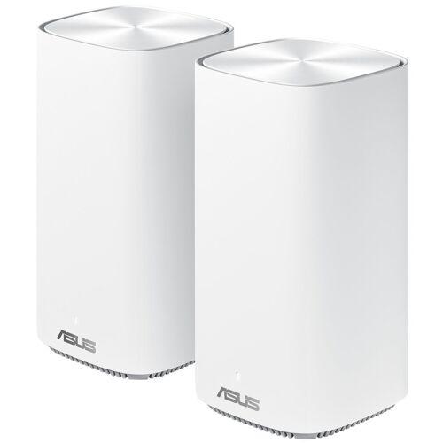 Asus ZenWifi AC Mini CD6 Wit Duo Pack