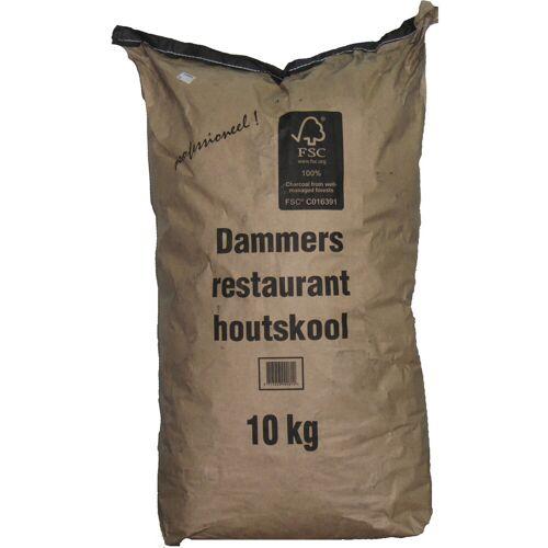 Dammers Restaurant Houtskool 10 kg