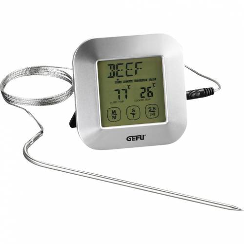 GEFU Digitale Braadthermometer Punto met Timer