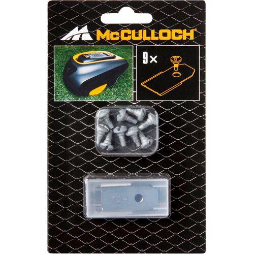 McCulloch Reservemessen Robotmaaier (9x)