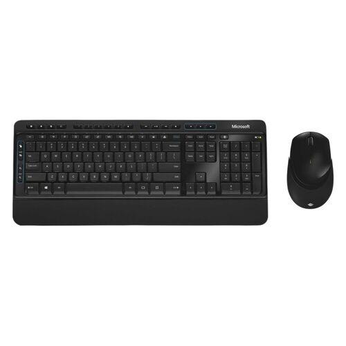 Microsoft Wireless Desktop 3050 Toetsenbord en Muis QWERTY