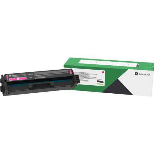 Lexmark C3220 Toner Magenta (Retourneringsprogramma)