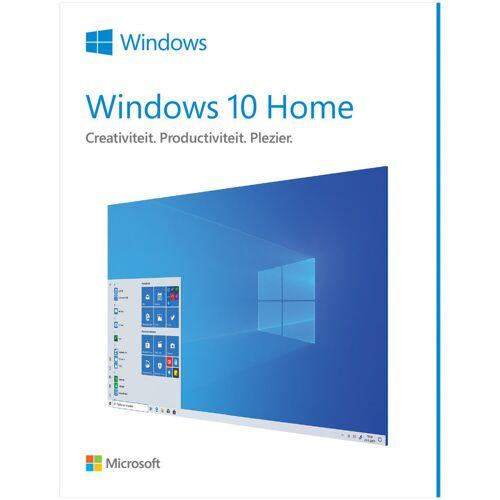 Microsoft Windows 10 Home 32/64-bit NL