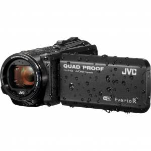 JVC-GZ-RX605 Zwart