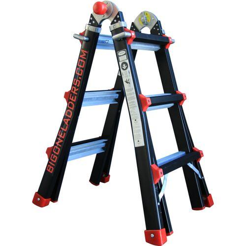 Telesteps Bigone telescopische ladder 4x3
