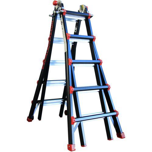Telesteps Bigone telescopische ladder 4x5