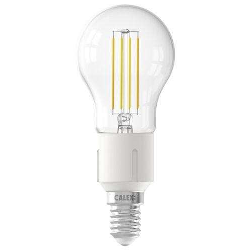 Calex wifi Smart Kogellamp Helder Filament E14