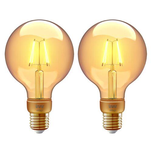 Innr Filament Globe Lamp Vintage RF 261 Duo-Pack