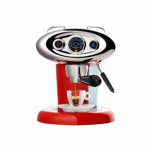 Illy Francis Francis Illy Mie X7.1 Rood