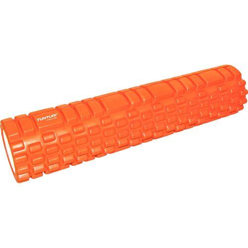 Tunturi Yoga Foam Grid Roller 61 cm Orange