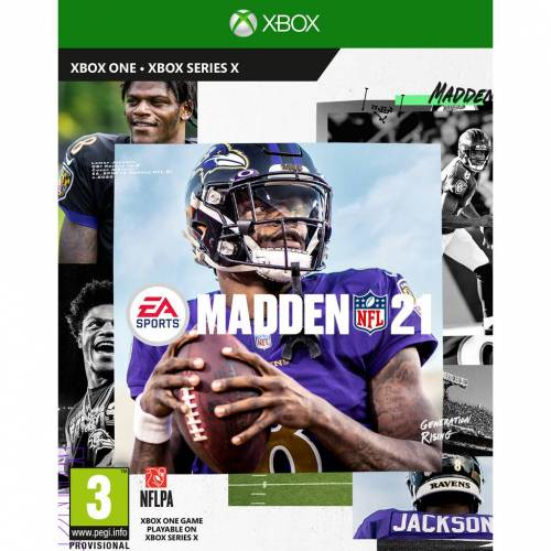 Electronic Arts Madden NFL 21 Xbox One & Xbox Series X