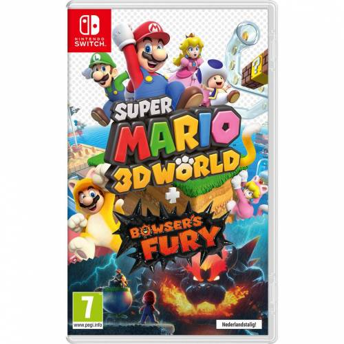 Nintendo Super Mario 3D World + Bowser's Fury
