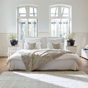 LOBERON Bed Aubrianne /  wit