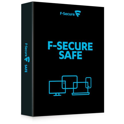 F-Secure SAFE 3-Apparaten 2jaar