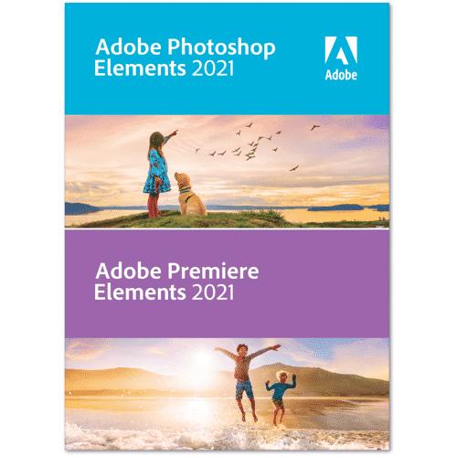 Adobe Photoshop Elements 13& Adobe Premiere Elements