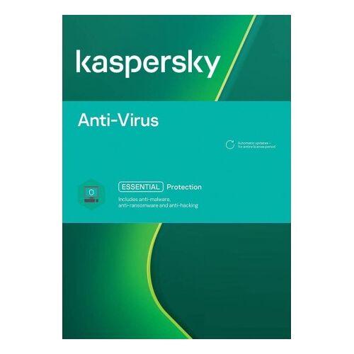Kaspersky Anti-virus 3 installaties