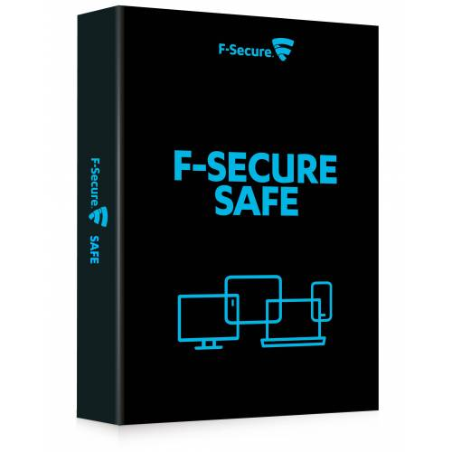F-Secure SAFE 3-Apparaten 1jaar