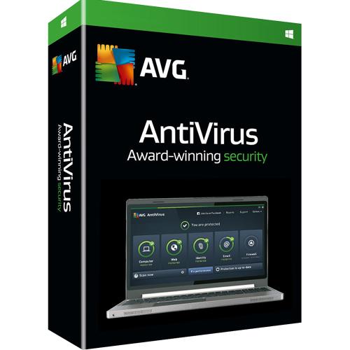 AVG Antivirus 3PC