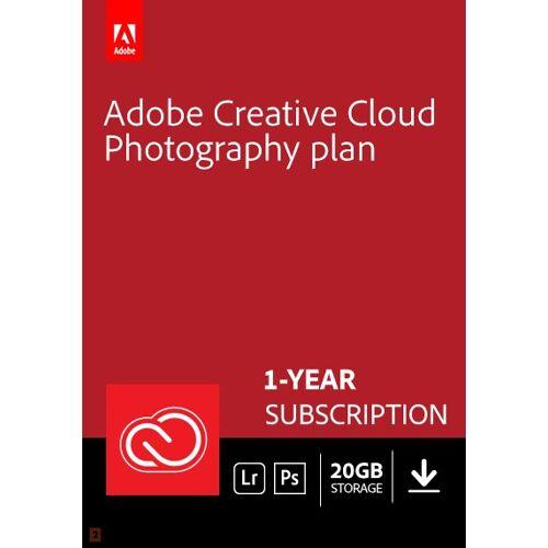 Adobe Photoshop CC kopen. Inclusief 20GB cloudopslag. Fotografie software voor iedereen.