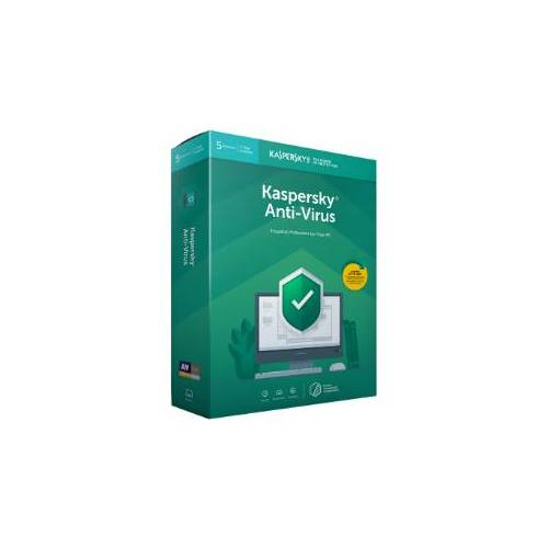 Kaspersky Anti-virus 3 installaties