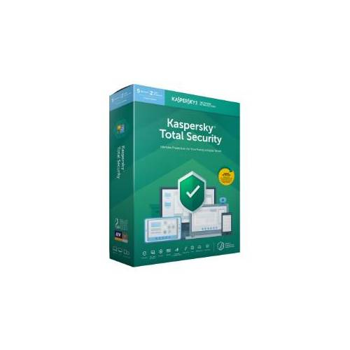 Kaspersky Goedkoopste Kaspersky Total Security 3 pc
