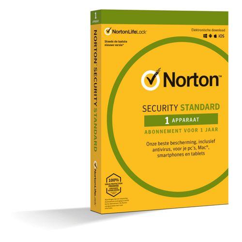 Symantec Norton Security Standaard kopen. Norton Antivirus inbegrepen. De beste virusscanner als 1 jaar abonnement.