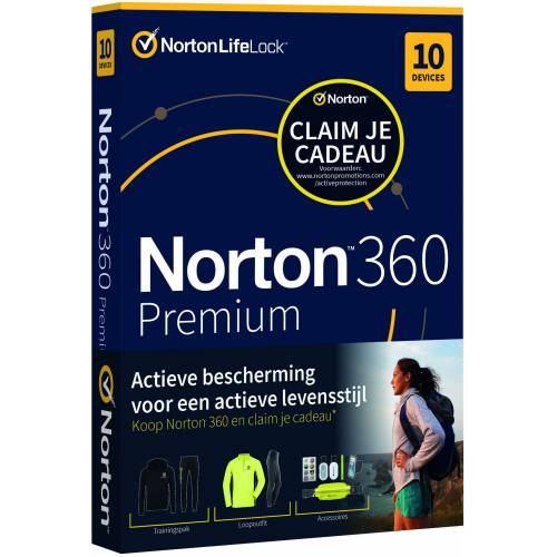 Symantec Norton, Norton Security&Norton Antivirus in 1. Koop Norton 360 Premium Antivirus- en beveiligingssoftware