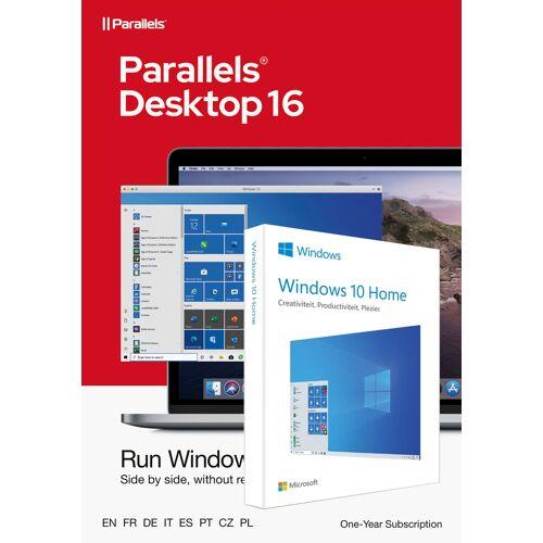 Parallels Desktop 16   1Jaar   Thuisgebruik   1 installatie