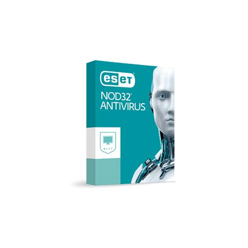 ESET NOD32 Antivirus 3PC