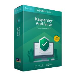 Kaspersky Anti-virus 3pc goedkoop