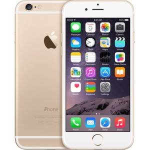 Apple iPhone 6 16GB Goud Refurbished