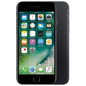 Apple iPhone 7 128GB Matt Black Refurbished