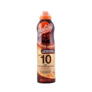 Malibu Zonnebrand Continue Spray Factor 10, 175 ml