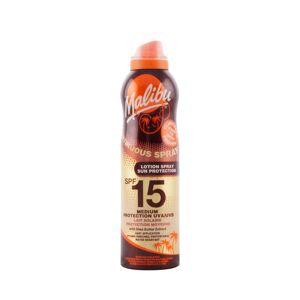 Malibu Zonnebrand Continue Spray Factor 15, 175 ml