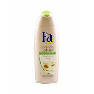 Fa Douchegel Shower + Lotion Advocado, 250 ml